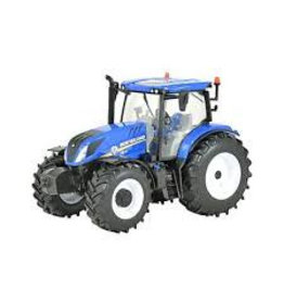 Britains BRITAINS NEW HOLLAND T6.180 TRACTOR (DISC)