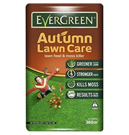 EVERGREEN AUTUMN CARE LAWN FEED 360SQ.M