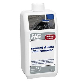 HG HG CEMENT & LIME FILM REMOVER P.31