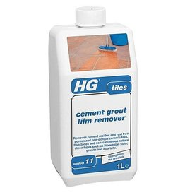 HG HG CEMENT GROUT FILM REMOVER P.11