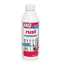 HG HG RUST REMOVER TOUGH JOB CAN PAINT ON DILUTE W/H WATER