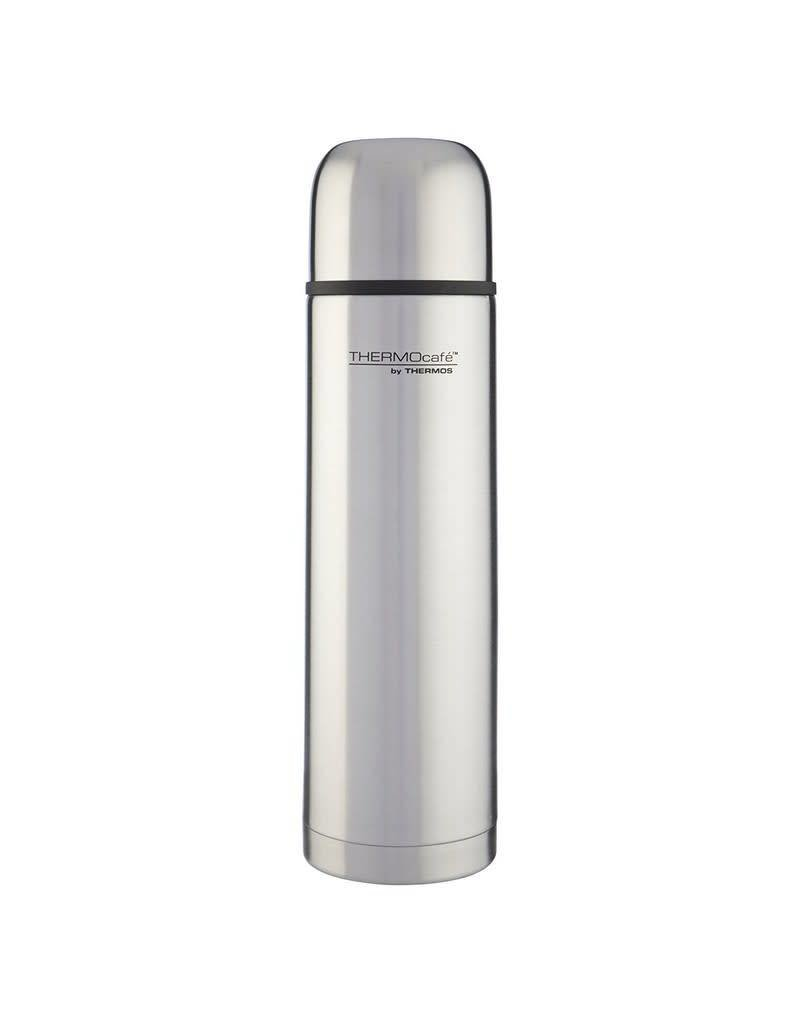 Thermos THERMOS THERMOCAFE FLASK STAINLESS STEEL 1L