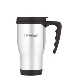 Thermos THERMOS 2010 TRAVEL MUG 400ML STAINLESS STEEL