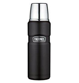Thermos THERMOS KING FLASK 470ML BLACK