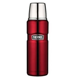 Thermos THERMOS KING FLASK 470ML RED