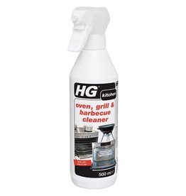 HG HG OVEN GRILL & BARBEQUE CLEANER