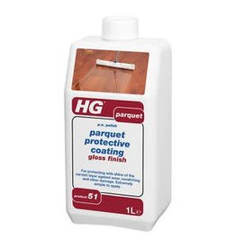 HG HG PROTECTIVE COATING (P.E POLISH) PARQUET GLOSS FINISH P.51