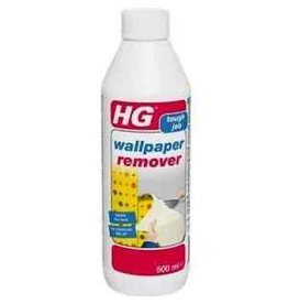 HG HG WALLPAPER REMOVER TOUGH JOB