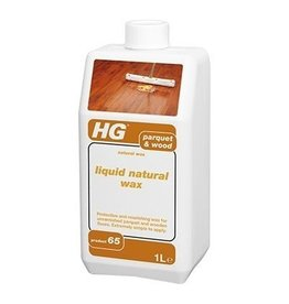 HG HG LIQUID NATURAL WAX PARQUET & WOOD P.65