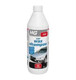 HG HG CAR WAX SHAMPOO GLOW & PROTECTION 1L