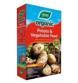 Westland WESTLAND ORGANIC POTATO & VEGETABLE FOOD 1.5KG BOX
