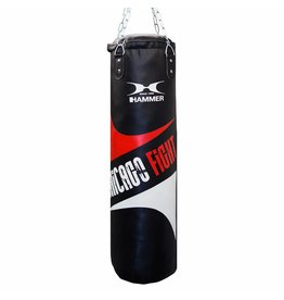 Hammer Boxing Hammer Bokszak Chicago Fight black 100 x 30 cm