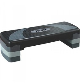 Toorx Fitness Toorx Aerobic Step ACTIVE met drie verschillende hoogtes
