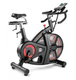 BH Fitness BH I.AIR MAG (semi-prof inzetbaar) HIIT indoor cycle met Bluetooth 4.0