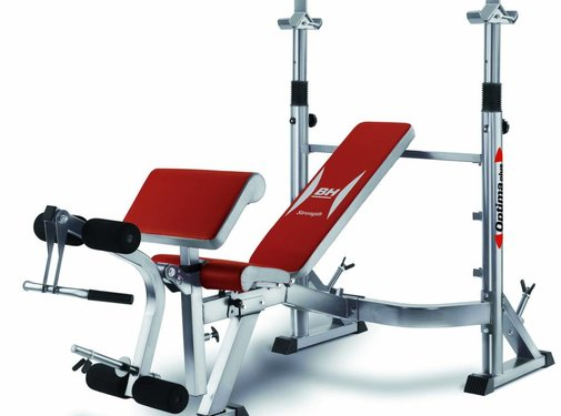 BH Fitness BH OPTIMA PRESS halterbank