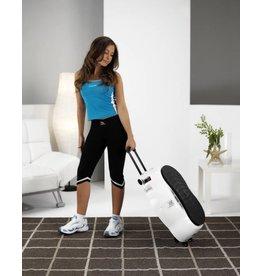 BH Fitness Tecnovita - VIBRO BALANCE - Trilplaat - met Trolley functie