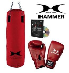 Hammer Boxing Hammer Boxing Set Fit, Nylon, 60 cm