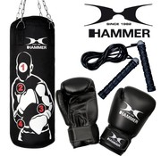 Hammer Boxing Hammer Boxing Set Sparring Pro, 80 cm