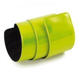 Toorx Fitness Toorx Veiligheidsband - Hardloop armband - Fluorgeel