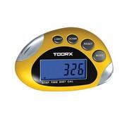 Toorx Fitness Toorx Stappenteller - Multifunctioneel - Professioneel inzetbaar - met LCD scherm
