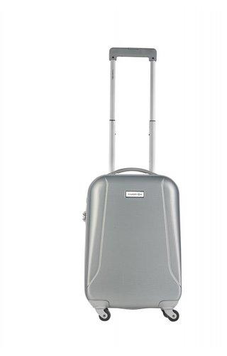 CarryOn Skyhopper 4 wiel 55 silver
