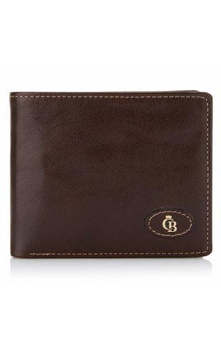Castelijn & Beerens Gaucho Billfold 9 creditcards Mocca