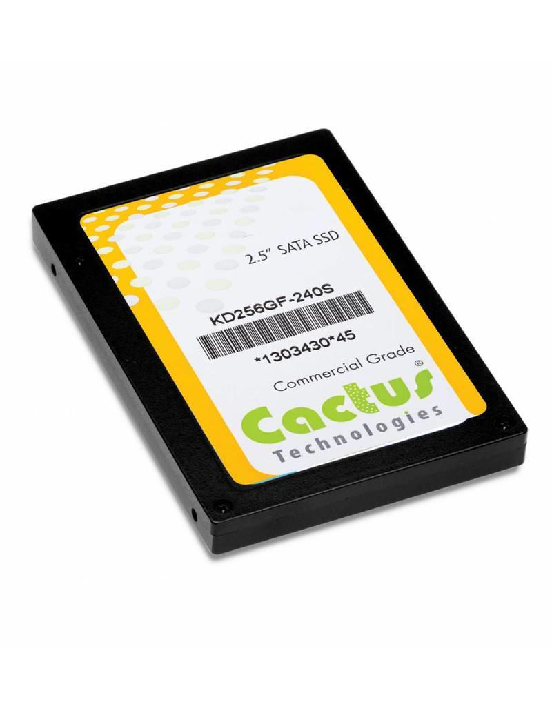 Cactus Technologies Limited KD1TFI-240S-95, 2.5 Inch SERIAL ATA SSD, Cactus-Tech