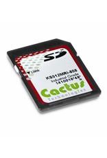 Cactus Technologies Limited KS4GR-808, SD-Karte SLC NAND, Cactus-Tec