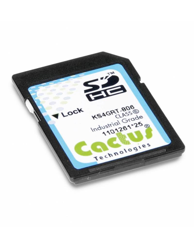Cactus Technologies Limited KS128MRIT-806, SD Card SLC Flash, Cactus-Tech