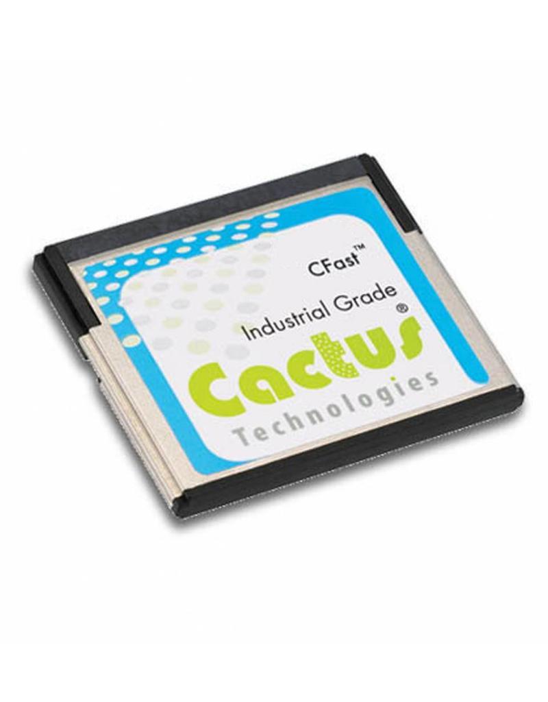 Cactus Technologies Limited KC64GFI-900S, CFast SLC Flash Storage, Cactus-Tech
