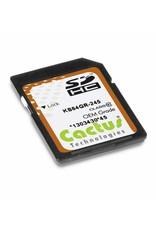 Cactus Technologies Limited KS8GRI-245, SD-Karte PseudoSLC NAND, Cactus-Tech