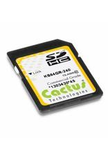 Cactus Technologies Limited KS8GRI-240, SD Card MLC NAND, Cactus-Tech