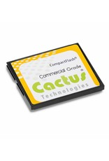 Cactus Technologies Limited KC128GR-240, Compact Flash MLC NAND, Cactus-Tech