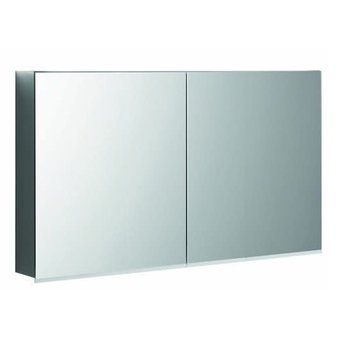 Sem Niagara spiegelkast 120x70x15cm dark grey mat