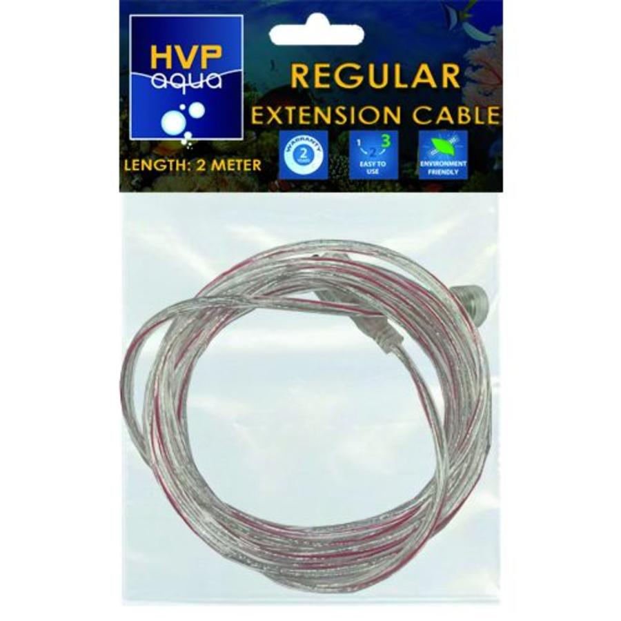 Extension cable regular (2 meter)