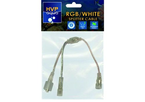 Splitter cable White and RGB