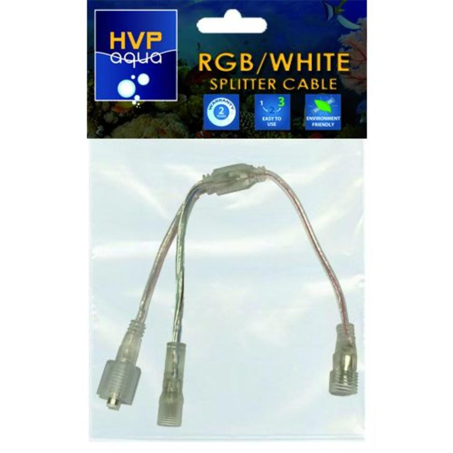 Splitter cable White and RGB-1