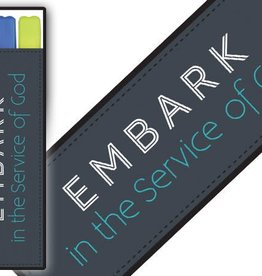 "YM/YW ""Embark In The Service of God"" Mini Marking Kit"