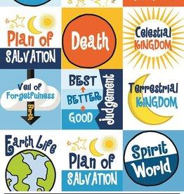 Plan of Salvation stickers