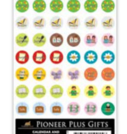 Calendar and Journal stickers