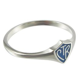 CTR Blue Mini Sterling Silver