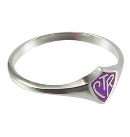 CTR Purple Mini Sterling Silver