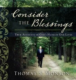 Consider The Blessings: True Accounts Of God's Hands In Our Lives