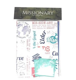 Missionary Gift Wrap Set