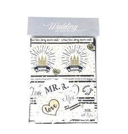 Wedding Gift Wrap Set