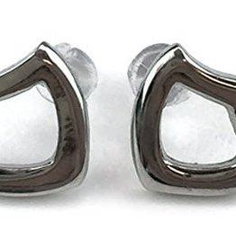 CTR Shield Earrings
