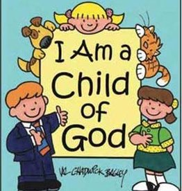 I Am a Child of God Coloring and Activity Book, Val Chadwick Bagley