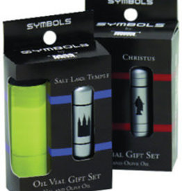 Oil Vial, Christus Gift Set