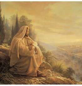 O Jerusalem - Greg Olsen, Recommend Holder