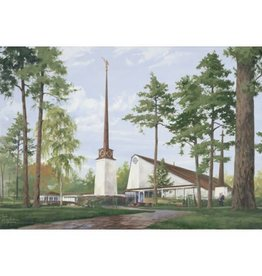Stockholm Sweden Temple - Chad Hawkins, Recommend Holder